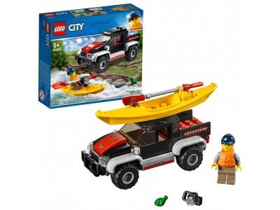 LEGO 60240 - Сплав на байдарке