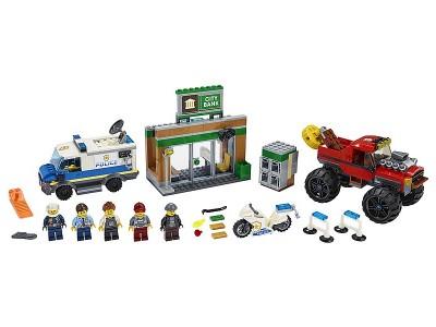 LEGO 60245 - Ограбление полицейского монстр-трака