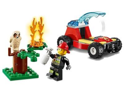 LEGO 60247 - Лесные пожарные