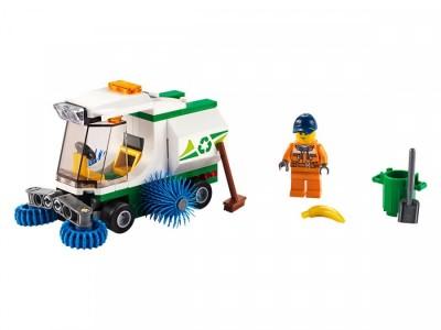 LEGO 60249 - Машина для очистки улиц