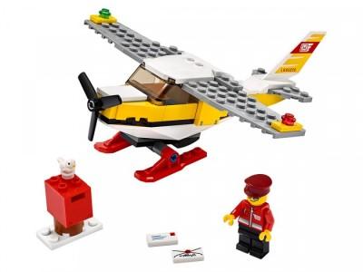 LEGO 60250 - Почтовый аэроплан