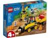 LEGO 60252 - Строительный бульдозер