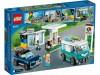 LEGO 60257 - Станция технического обслуживания