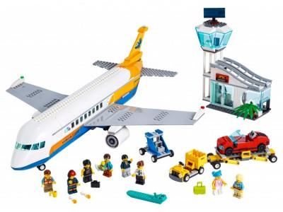 LEGO 60262 - Пассажирский самолет