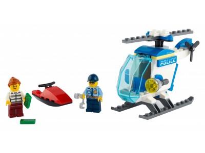 LEGO 60275 - Полицейский вертолёт