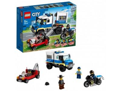 LEGO 60276 - Транспорт для перевозки преступников