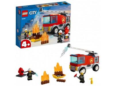 LEGO 60280 - Пожарная машина с лестницей