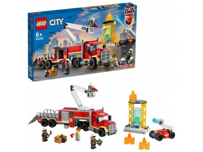 LEGO 60282 - Команда пожарных