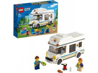 LEGO 60283 - Отпуск в доме на колесах