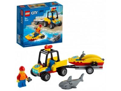 LEGO 60286 - Пляжный спасательный вездеход