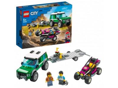 LEGO 60288 - Транспортировка карта