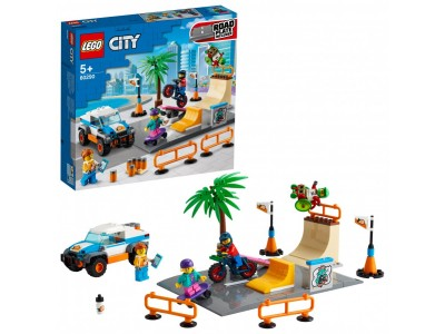 LEGO 60290 - Скейт-парк