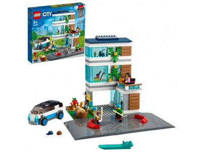 LEGO 60291 - Современный дом для семьи