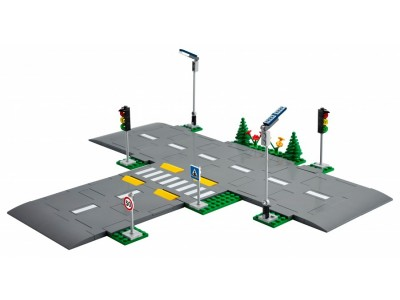 LEGO 60304 - Перекрёсток