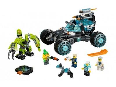 LEGO 70169 - Секретный патруль агентов