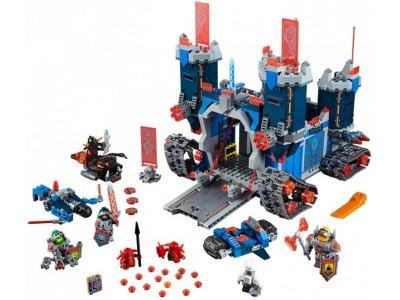 LEGO 70317 - Фортрекс - мобильная крепость