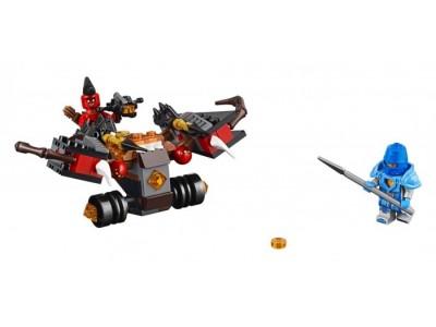 LEGO 70318 - Шаровая ракета