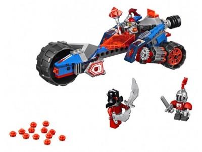 LEGO 70319 - Молниеносная машина Мейси