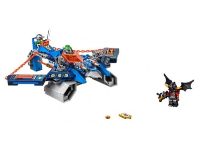 LEGO 70320 - Аэроарбалет Аарона