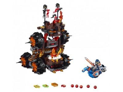 LEGO 70321 - Роковое наступление Генерала Магмара