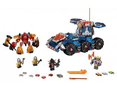 LEGO 70322 - Башенный тягач Акселя