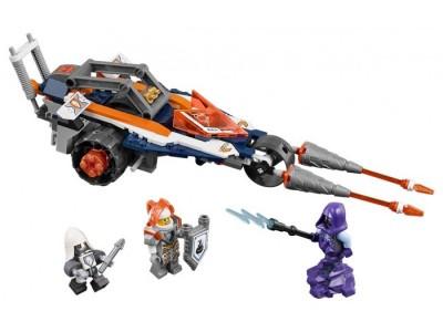 LEGO 70348 - Турнирная машина Ланса