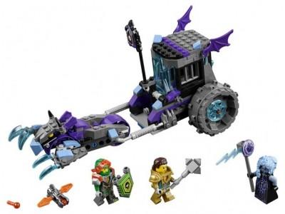 LEGO 70349 - Мобильная тюрьма Руины