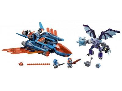 LEGO 70351 - Самолёт-истребитель «Сокол» Клэя