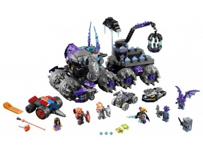 LEGO 70352 - Штурмовой разрушитель Джестро