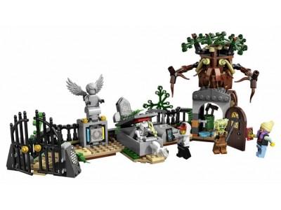LEGO 70420 - Загадка старого кладбища