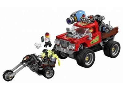 LEGO 70421 - Трюковой грузовик Эль-Фуэго