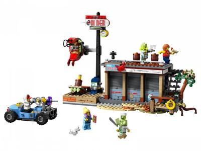 LEGO 70422 - Нападение на закусочную
