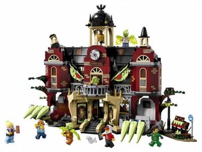 LEGO 70425 - Школа с привидениями Ньюбери