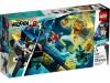 LEGO 70429 - Трюковый самолёт Эль-Фуэго