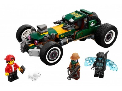 LEGO 70434 - Сверхъестественная гоночная машина