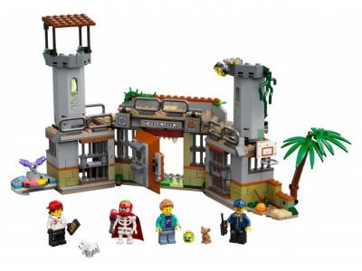 LEGO 70435 - Заброшенная тюрьма Ньюберри