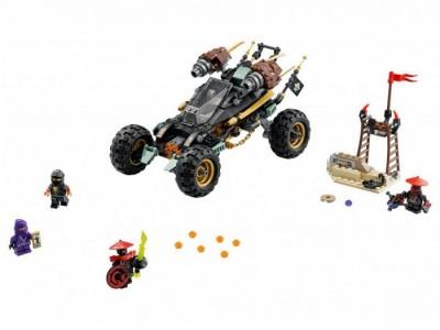 LEGO 70589 - Горный внедорожник