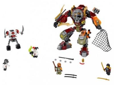 LEGO 70592 - Механический робот Ронина