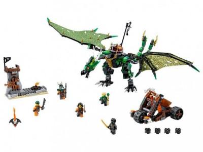 LEGO 70593 - Дракон Ллойда