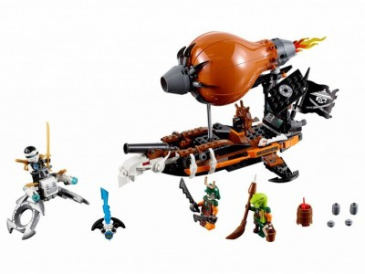 LEGO 70603 - Дирижабль-штурмовик