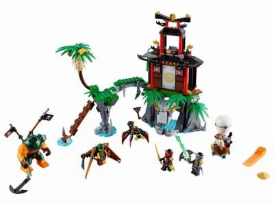 LEGO 70604 - Остров тигриных вдов
