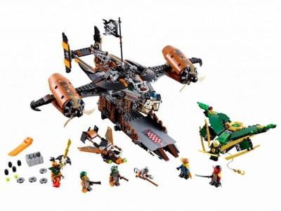 LEGO 70605 - Цитадель несчастий