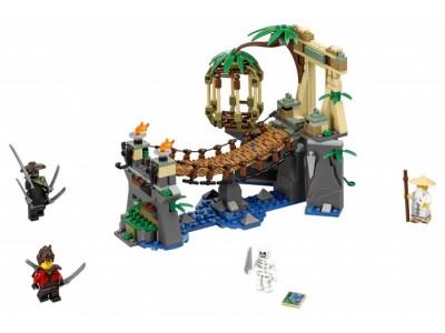 LEGO 70608 - Битва Гармадона и Мастера Ву