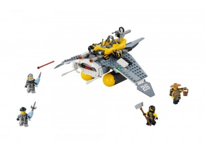 LEGO 70609 - Бомбардировщик Морской дьявол