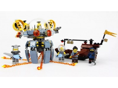 LEGO 70610 - Летающая подводная лодка