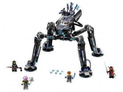 LEGO 70611 - Водяной Робот