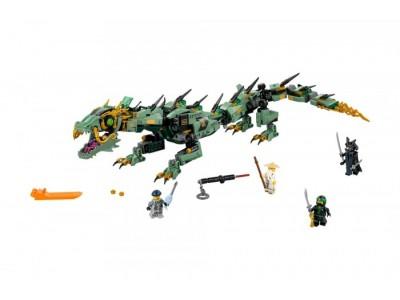 LEGO 70612 - Механический Дракон Зелёного Ниндзя