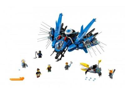 LEGO 70614 - Самолёт-молния Джея