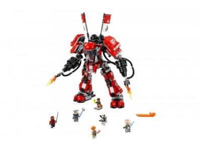 LEGO 70615 - Огненный робот Кая