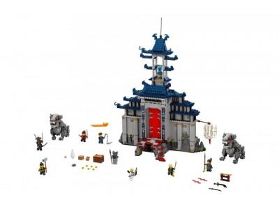 LEGO 70617 - Храм Последнего великого оружия